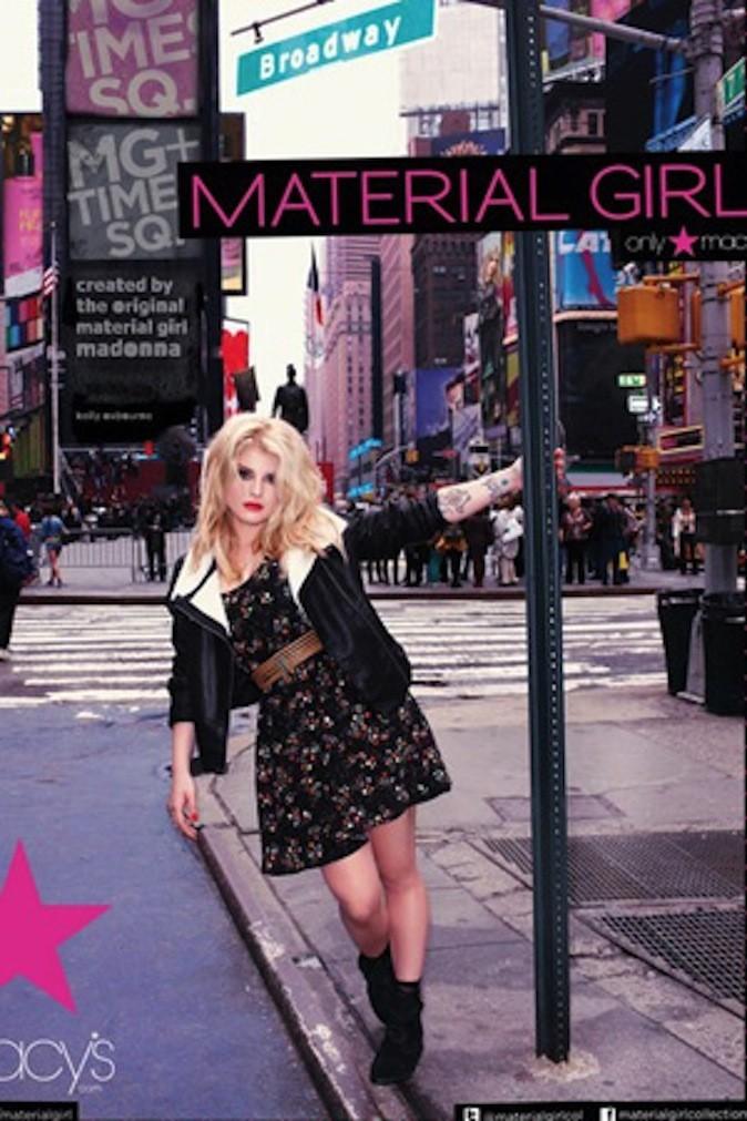 Material Girl, la ligne de prêt-à-porter de Madonna et de sa fille Lourdes !