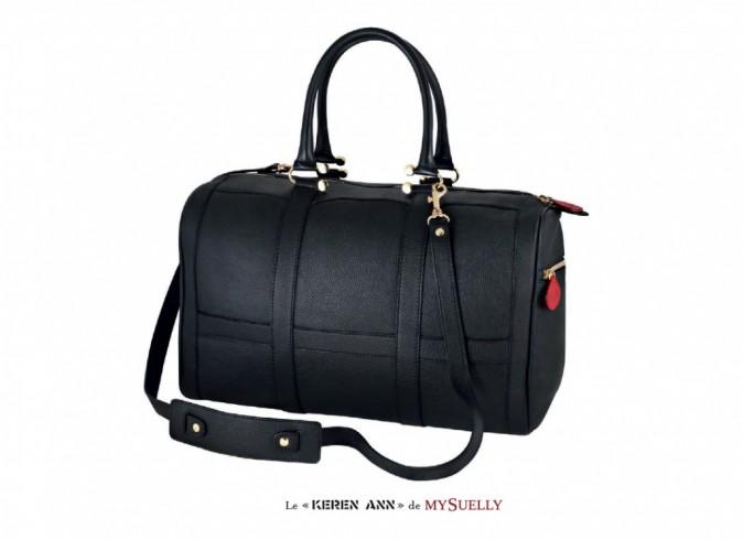 """Le sac """"Keren Ann"""" de Mysuelly en faveur du Japon"""