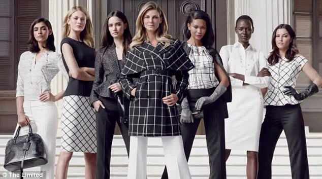 La collection The Limited sur Olivia Pope