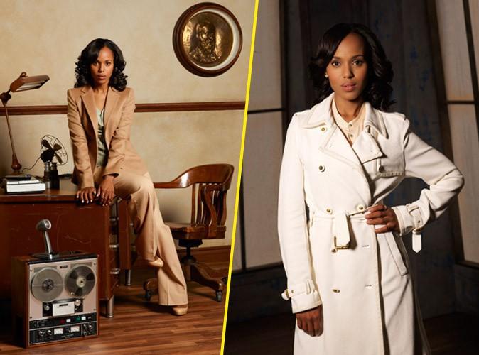 The Limited créé une collection su le personnage d'Olivia Pope de Scandal
