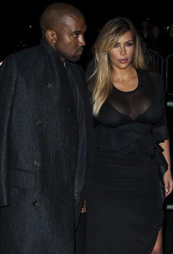 Kim Kardashian, bientôt designer de luxe grâce à Kanye West ?