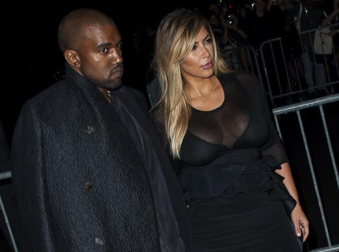 Kim Kardashian et Kanye West, fâchés ?
