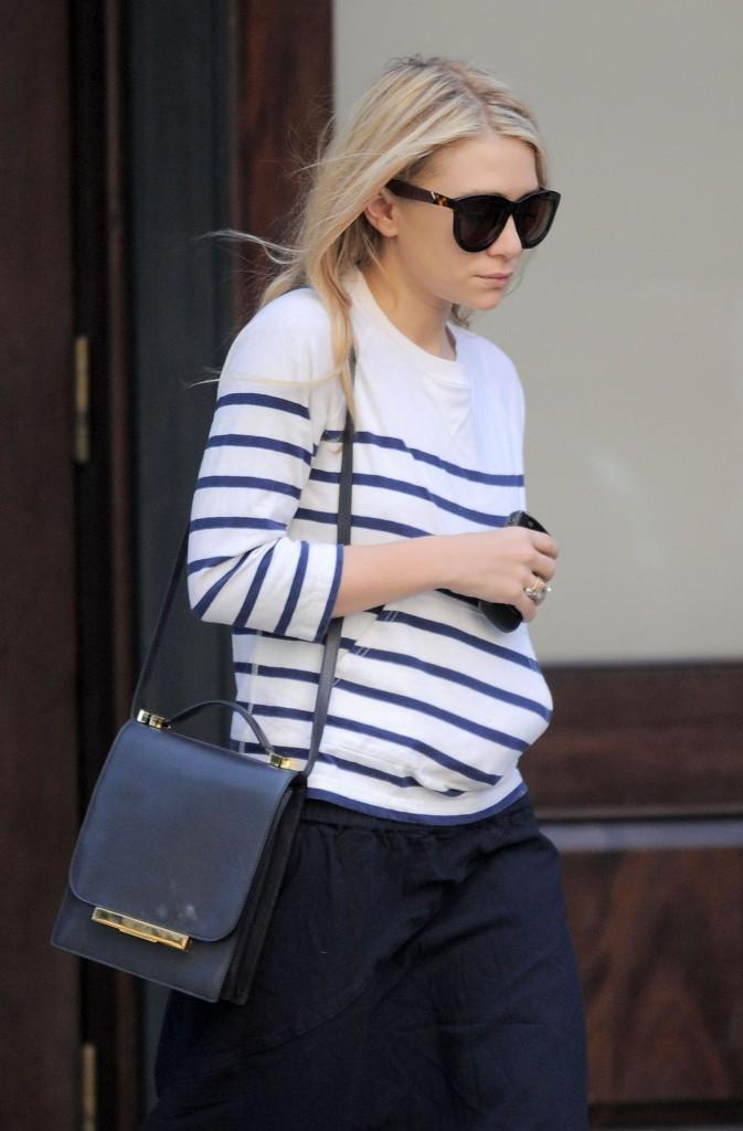 Ashley Olsen et son sac
