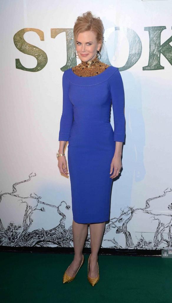 Nicole Kidman adorait les créations de L'Wren Scott
