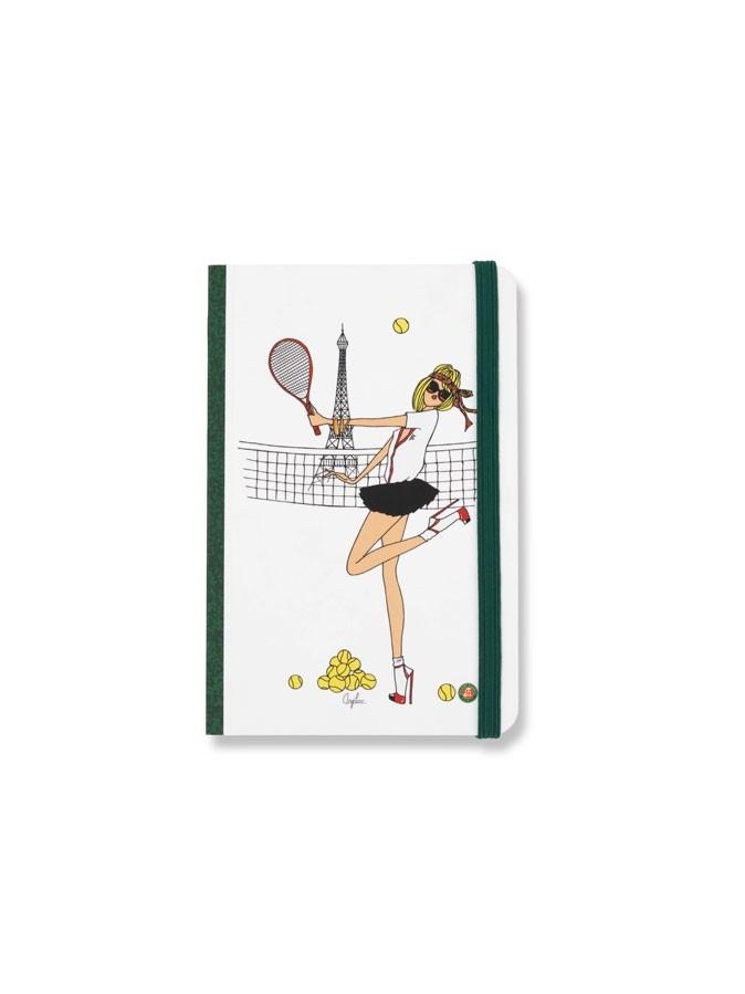 Mode : le carnet Angeline Melin pour Roland-Garros