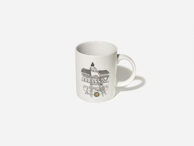 Mode : le mug Angeline Melin pour Roland-Garros