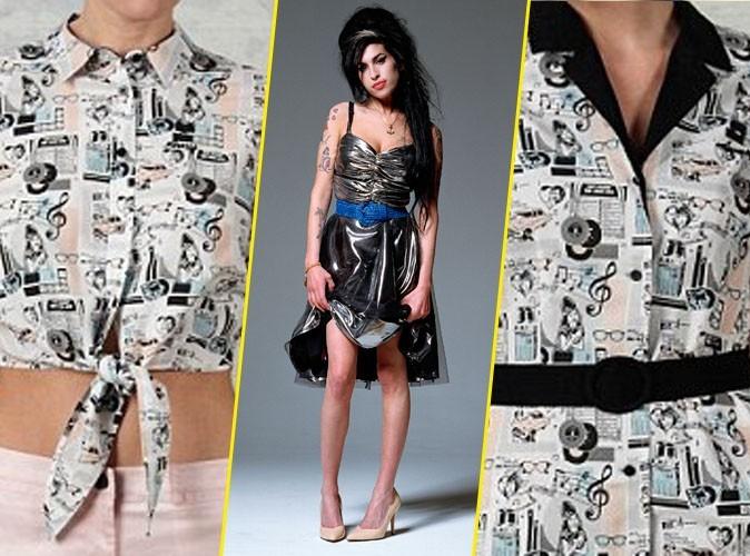 La dernière collection d'Amy Winehouse pour Fred Perry !