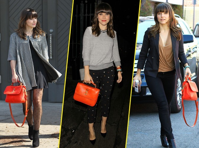 La fashion fixette de Sophia Bush : Le sac Bryn de Mulberry !