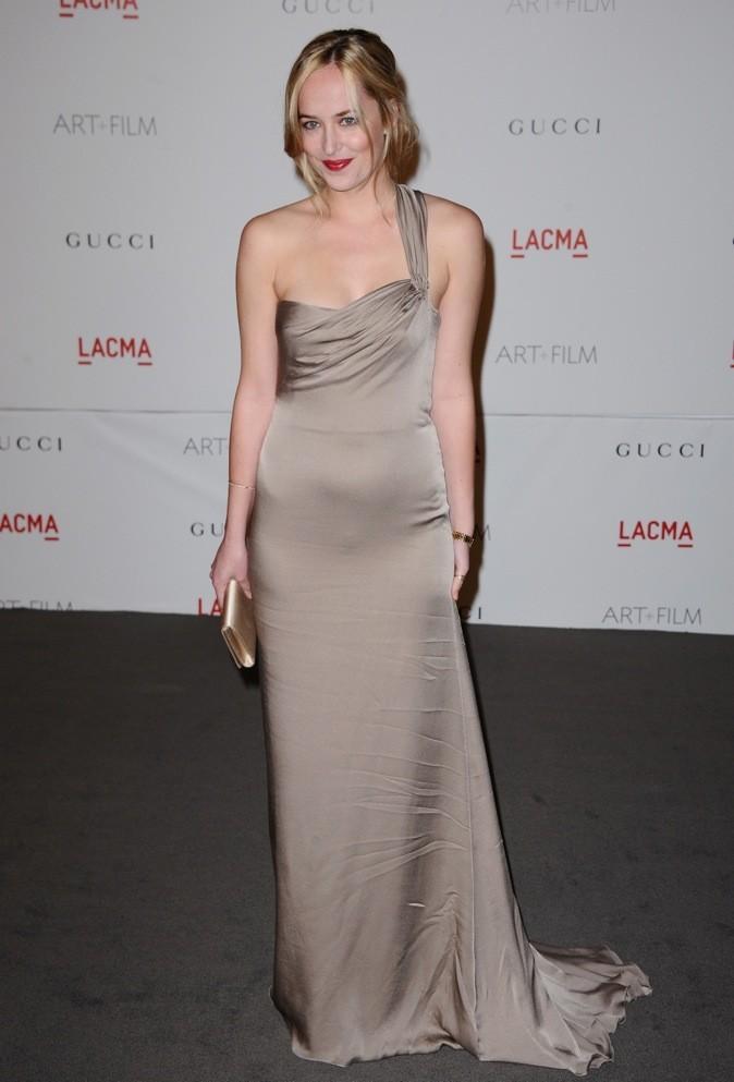 Dakota Johnson en 2011