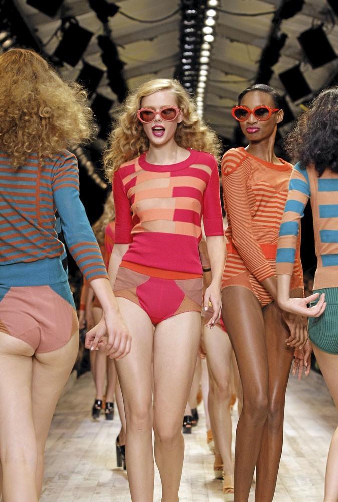 Mode : la tendance LOL de Sonia Rykiel