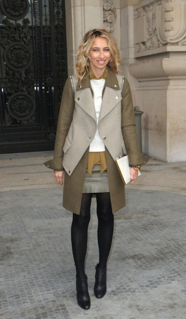 Alexandra Golovanoff : chic et glam !