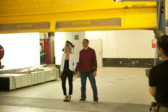Mode : Terry Richardson et Kate Moss prêts à débarquer au dernier défilé Mango !