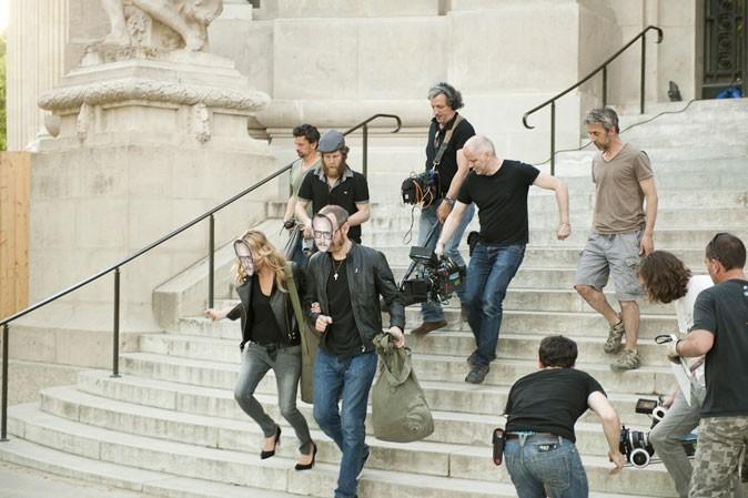 Mode : Terry Richardson et Kate Moss s'enfuient avec des fringues Mango !