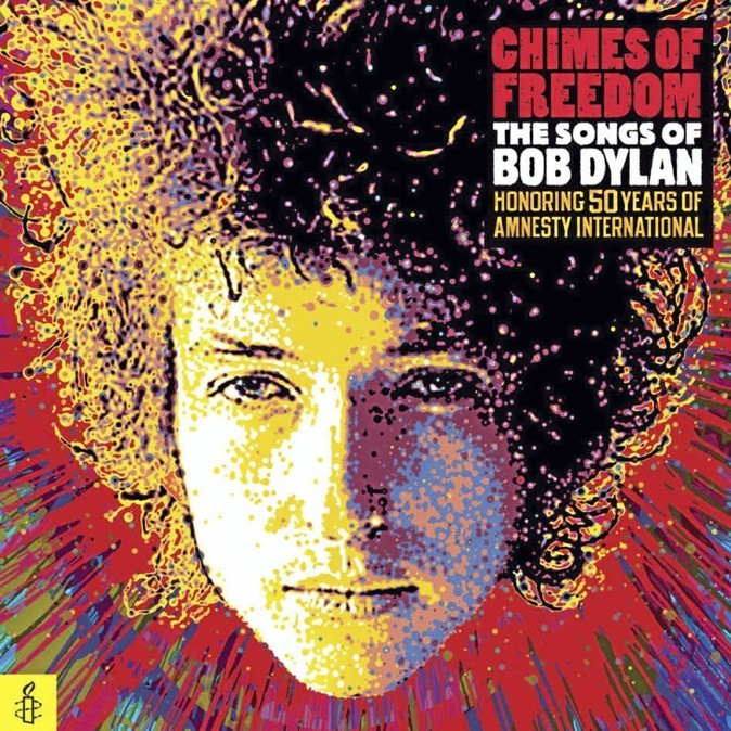 Compilation Chimes of Freedom, de Bob Dylan, pour les 50 ans d'Amnesty International 22,99 €