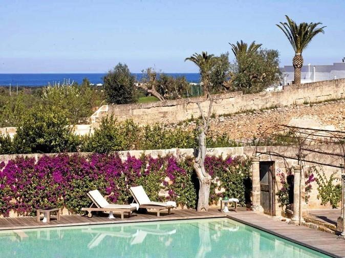 Hôtel Spa Masseria Torre Coccaro 5* dans les Pouilles, 4 jours - 3 nuits avec la demi-pension 420 €