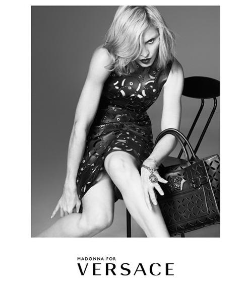 Mode : Lady Gaga VS Madonna : laquelle représente le mieux Versace ?