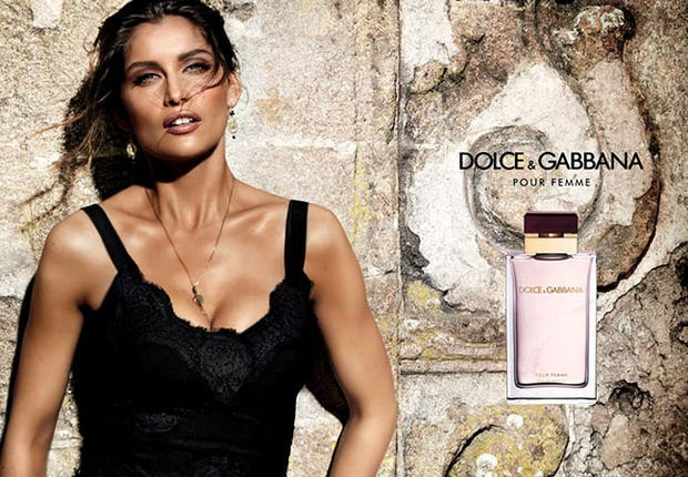 Laëtitia Casta, mabassadrice sensuelle pour Dolce&Gabbana