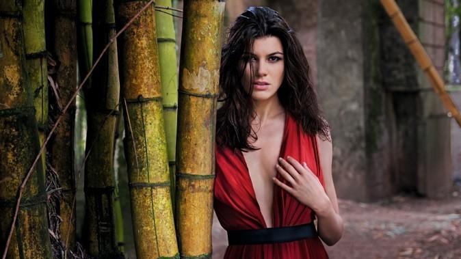 Summer Rayne Oakes - Calendrier Pirelli 2013