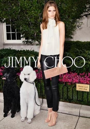 Campagne Jimmy Choo Printemps Été 2013 !