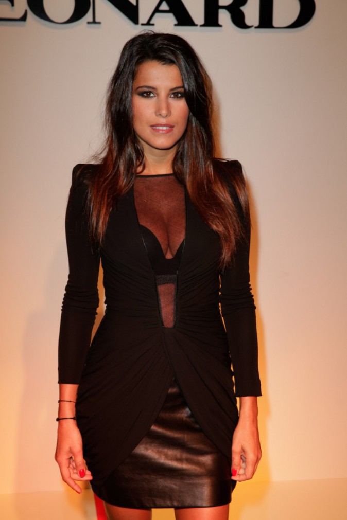 Le CV fashion de Karine Ferri : 01/10/2013