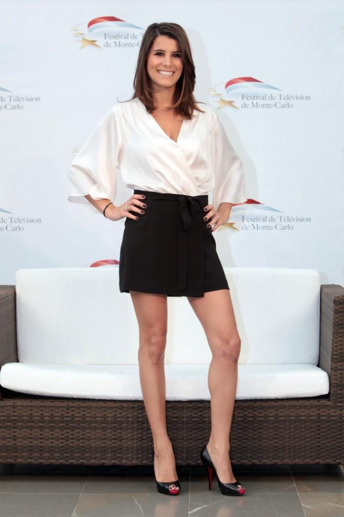 Le CV fashion de Karine Ferri : 07/06/2010