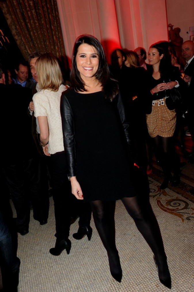 Le CV fashion de Karine Ferri : 09/02/2012