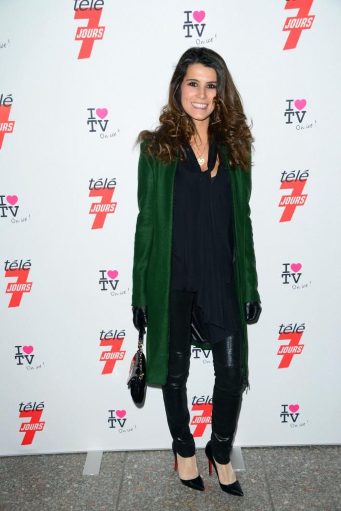 Le CV fashion de Karine Ferri : 12/12/2012