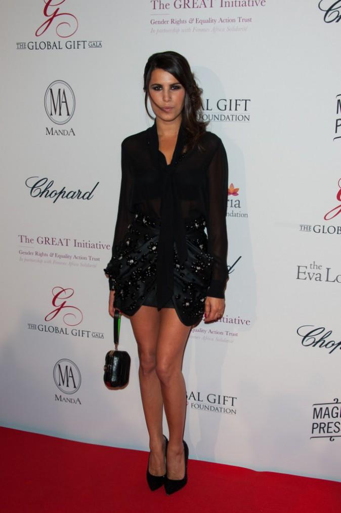 Le CV fashion de Karine Ferri : 14/05/2013