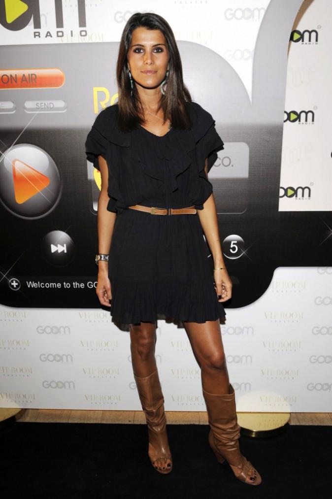 Le CV fashion de Karine Ferri : 17/04/2009