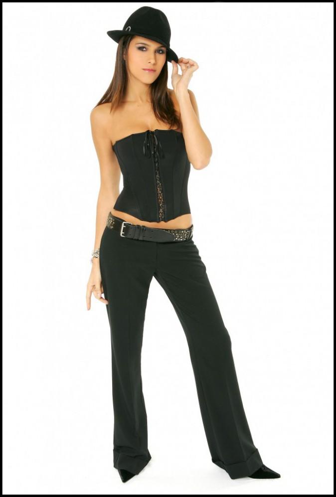 Le CV fashion de Karine Ferri : 17/11/2005