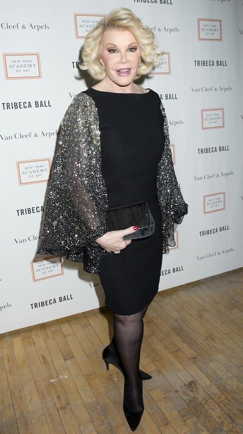 Joan Rivers !