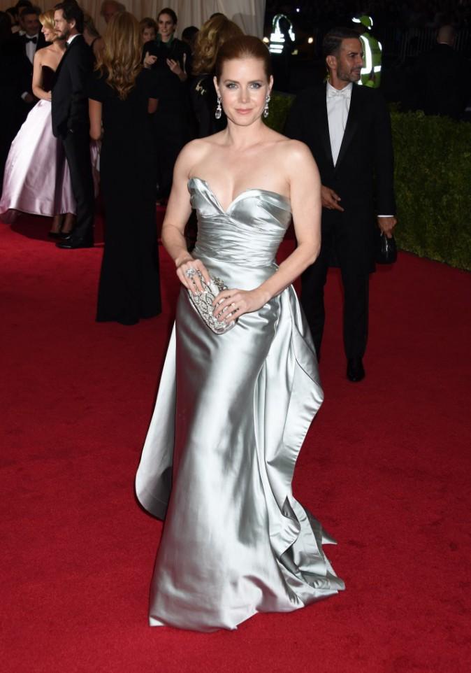 Amy Adams en Oscar de la Renta