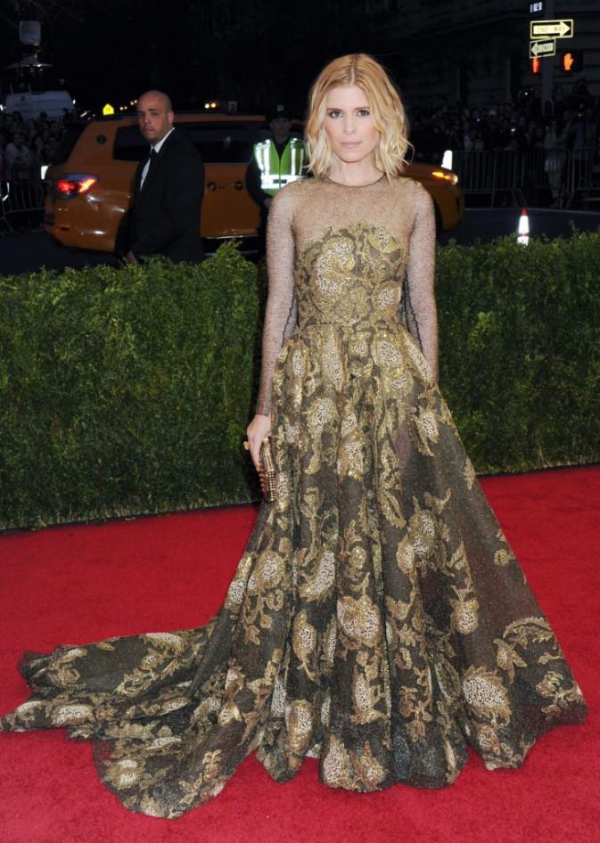 Kate Mara en Valentino Couture