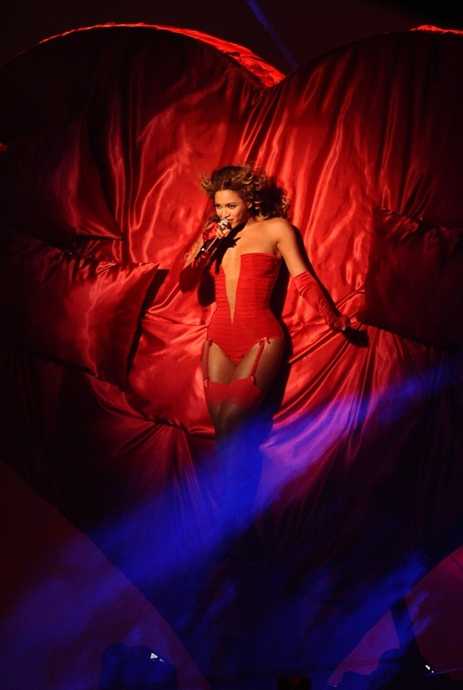 Beyonce nous invite dans son lit