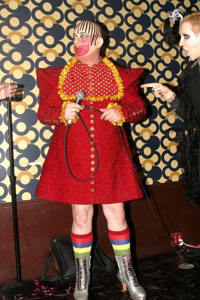 Boy George, le clown improbable