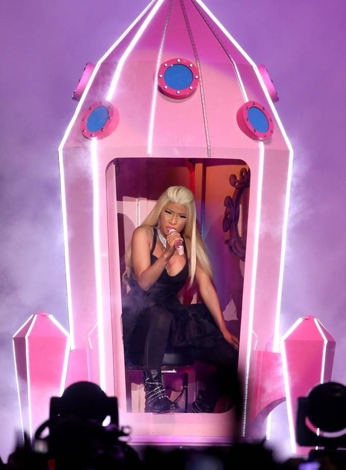 Nicki Minaj retourne sur sa planète