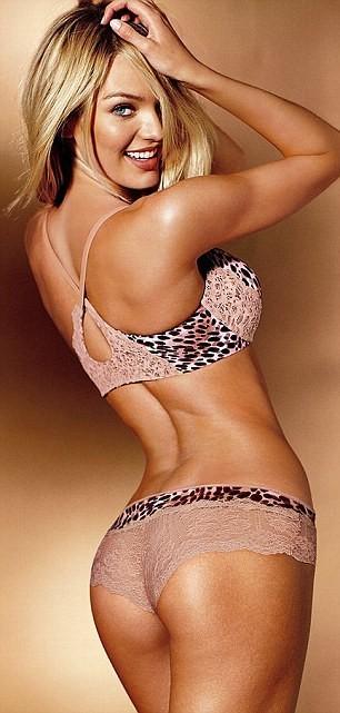 Nude et léopard