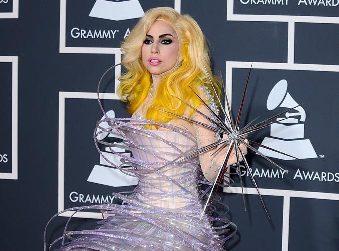 Mode : les chaussures de Lady Gaga valent de l'or !
