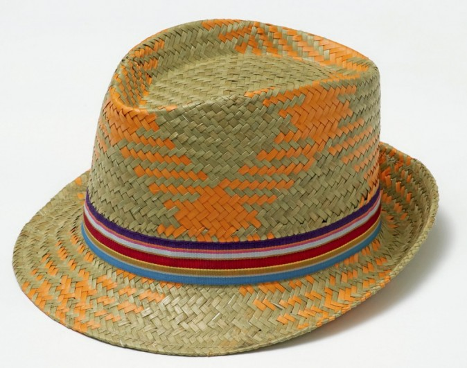 Chapeau Coco Hellein x Monoprix