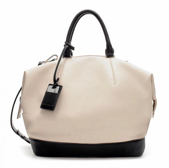 En similicuir, Zara 69€