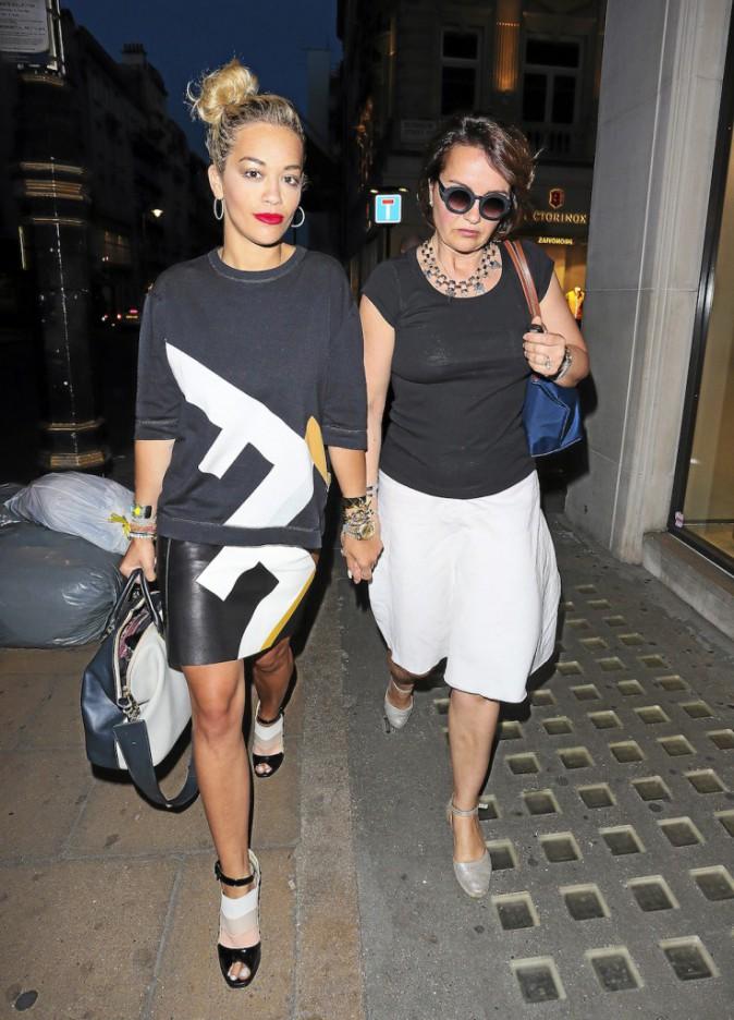 Rita Ora et le Baylee par Chloé