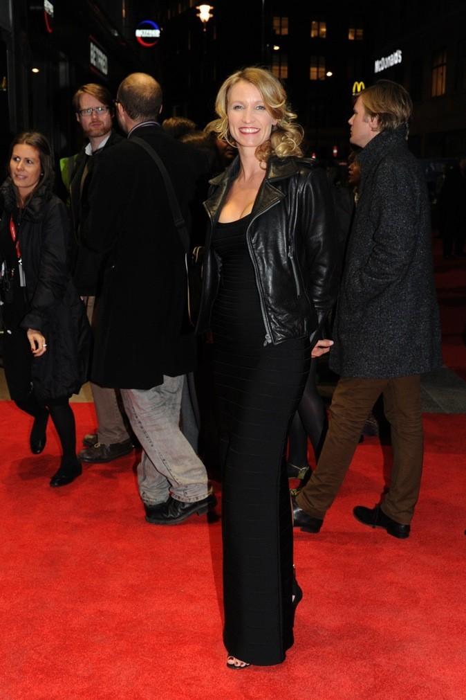 Octobre 2011 : Alexandra Lamy au Festival du film de Londres