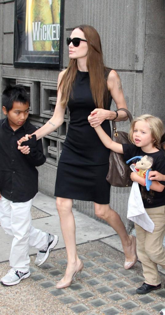La petite robe noire par Angie !