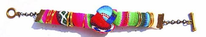 Le bracelet ethnique !
