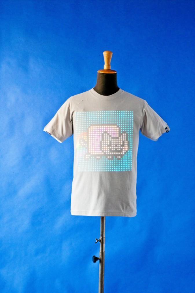 T-shirt connecté