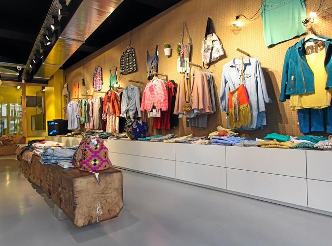 Le premier magasin Leon & Harper.