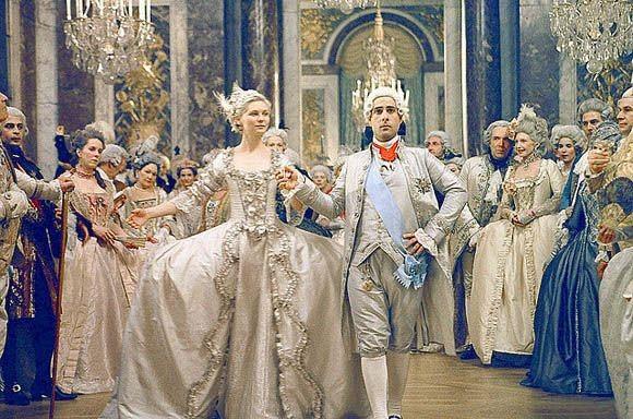 Kristen Dunst, toujours dans Marie Antoinette
