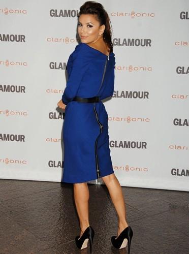 Eva Longoria en robe Victoria Beckham