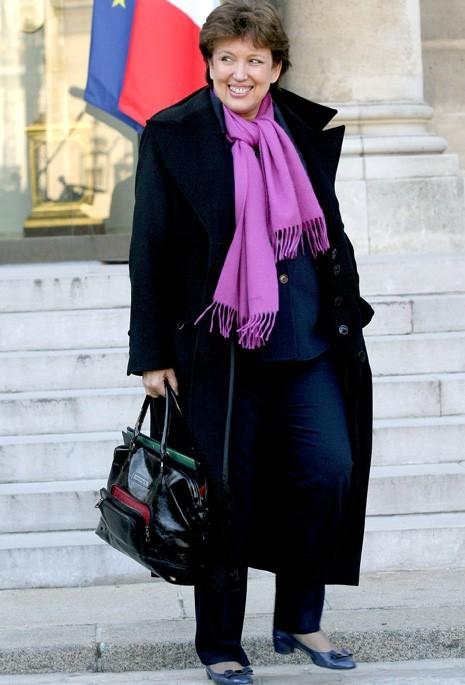 Roselyne Bachelot ne fait pas dans l'extravagance !