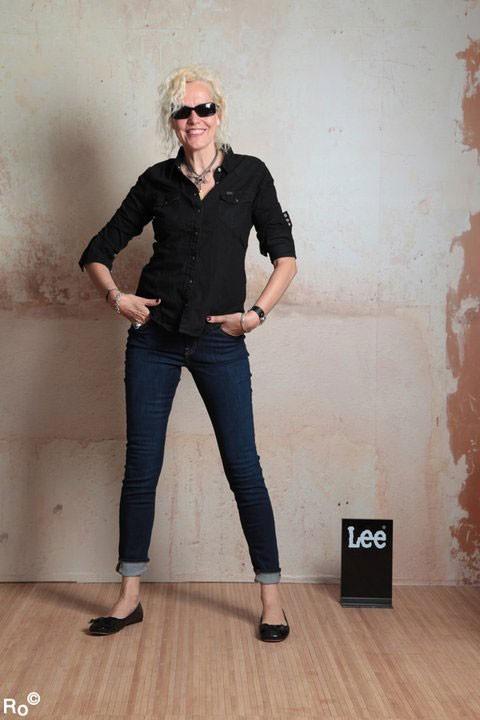 Mode : Ellen von Unwerth prend la pose pour Lee pendant le Festival de Cannes 2011 !
